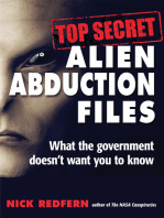 Top Secret Alien Abduction Files