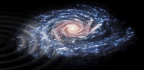 A Tiny Galaxy Almost Collided With The Milky Way And Astronomers Can See The Effects