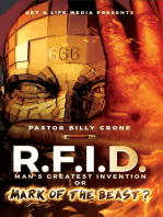 Rfid Man's Greatest Invention or Mark of the Beast