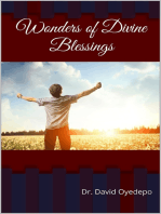 Wonders of Divine Blessings