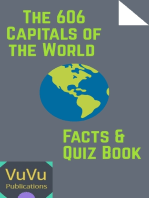 The 606 Capitals of the World Facts & Quiz Book