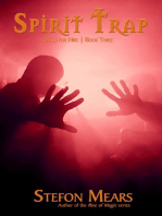 Spirit Trap: Spells for Hire, #3