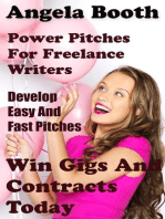 Power Pitches For Freelance Writers