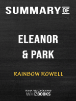 Summary of Eleanor & Park by Rainbow Rowell | Trivia/Quiz for Fans