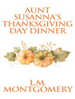 Aunt Susanna's Thanksgiving Dinner