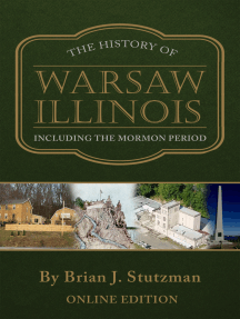 The History of Warsaw Illinois Including the Mormon Period