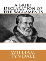 A Brief Declaration of the Sacraments