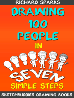 Drawing 100 People
