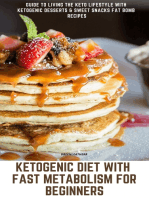 Ketogenic Diet With Fast Metabolism For Beginners