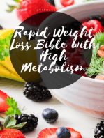 Rapid Weight Loss Bible With High Metabolism
