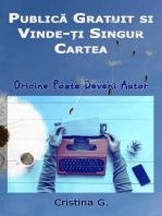 Publica Gratuit si Vinde-ti Singur Cartea