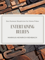 Entertaining Beliefs