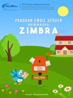 Panduan Instalasi & Konfigurasi Mail Server Berbasis Zimbra