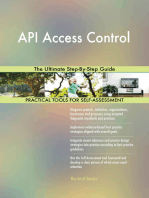 API Access Control The Ultimate Step-By-Step Guide