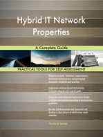 Hybrid IT Network Properties A Complete Guide