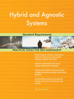 Hybrid and Agnostic Systems Standard Requirements