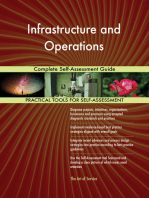 Infrastructure and Operations Complete Self-Assessment Guide