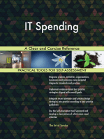 IT Spending A Clear and Concise Reference