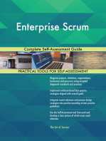 Enterprise Scrum Complete Self-Assessment Guide
