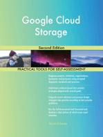 Google Cloud Storage Second Edition