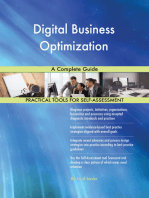 Digital Business Optimization A Complete Guide
