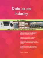 Data as an Industry Third Edition