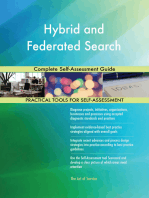 Hybrid and Federated Search Complete Self-Assessment Guide