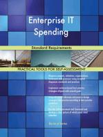 Enterprise IT Spending Standard Requirements