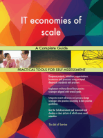 IT economies of scale A Complete Guide