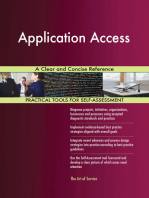 Application Access A Clear and Concise Reference