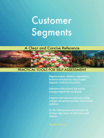 Customer Segments A Clear and Concise Reference