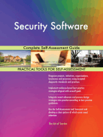 Security Software Complete Self-Assessment Guide