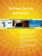 Business Service Automation The Ultimate Step-By-Step Guide