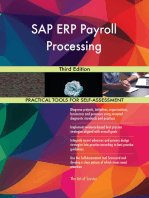 SAP ERP Payroll Processing Third Edition