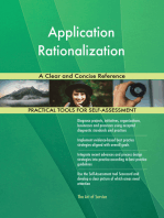 Application Rationalization A Clear and Concise Reference