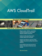 AWS CloudTrail Standard Requirements