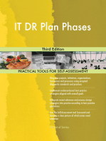 IT DR Plan Phases Third Edition