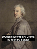 Dryden's Exemplary Drama
