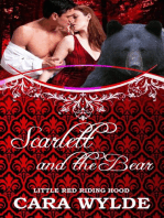 Scarlett and the Bear