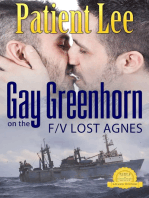 Gay Greenhorn on the F/V Lost Agnes