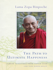 The Path to Ultimate Happiness