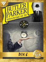 Butler Parker Jubiläumsbox 6 – Kriminalroman