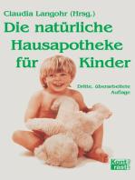 Die natürliche Hausapotheke für Kinder