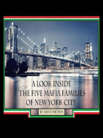 A Look Inside The Five Mafia Families of New York City