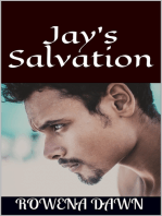 Jay's Salvation (Book 3 in The Winstons Series)