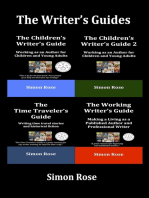 The Writer's Guides Box Set