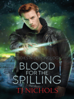 Blood for the Spilling