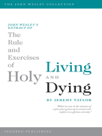 John Wesley's Extract of The Rule and Exercises of Holy Living and Dying