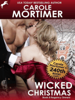 Wicked Christmas (Regency Sinners 8)