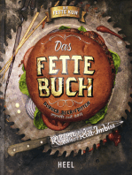 Das Fette Buch | Burger, Bier & Fritten